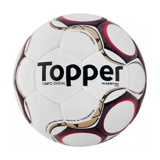 abdeacde9268a Bola De Campo Topper Maestro Pro Cpo - Compre Agora