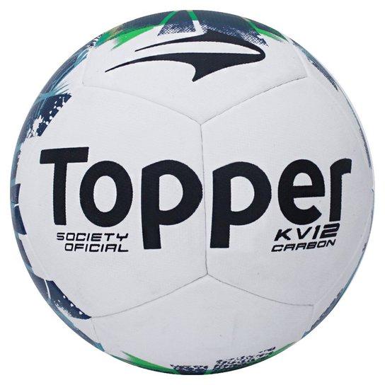 815d01b85e Bola Topper Society KV12 Carbon II - Compre Agora