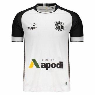 Camisa Topper Ceará II 2016 N° 10 Masculina 3534f2602137d