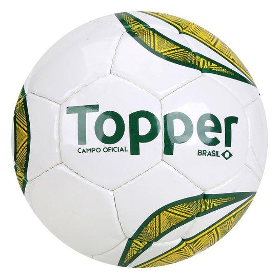 19d544204ca94 Bola de Futebol Campo Topper Brasil - Compre Agora