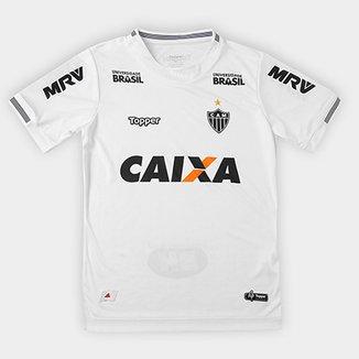 e3c9556499e9f Camisa Atlético-MG Infantil II 2018 S N° Torcedor Topper