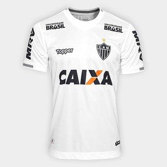 Camisa Atlético-MG II 2018 S N° Torcedor Topper Masculina cf401bb5a5322