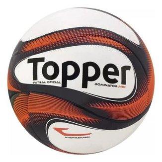 0f94fa3c0a Bola Futsal Topper Dominator Pro