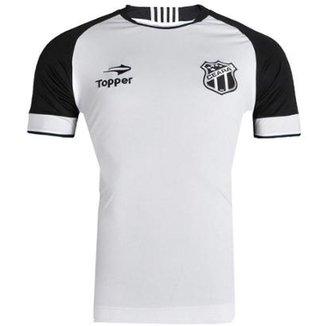 Camisa Ceará Jogo II 2016 Topper Masculina 910e4d878ec26