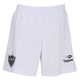 e57ef07ad951e Calção Topper Atlético Mineiro II 17 18 Masculino