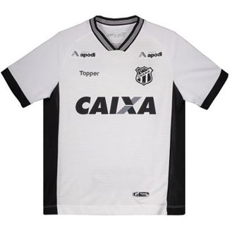 Camisa Topper Ceará II 2018 Juvenil f02eadb6dd71c