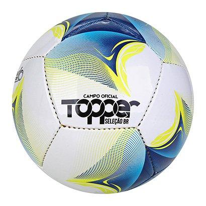 Bola de Futebol Campo Topper Seleção BR Handmade I
