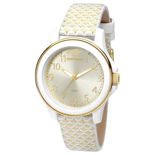 cb50b649eeb Relógio Mormaii Analógico MO2035CP Feminino - Compre Agora