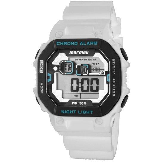 3232c3b64c9 Relógio Masculino Mormaii MONF001A 8B - Branco - Compre Agora
