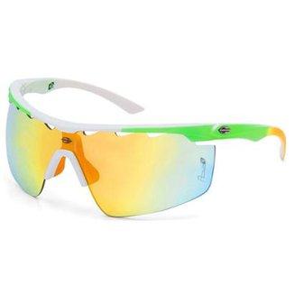 6804d508b0fa7 Óculos Sol Mormaii Athlon 4 M0042b1891 Branco Emborrachado