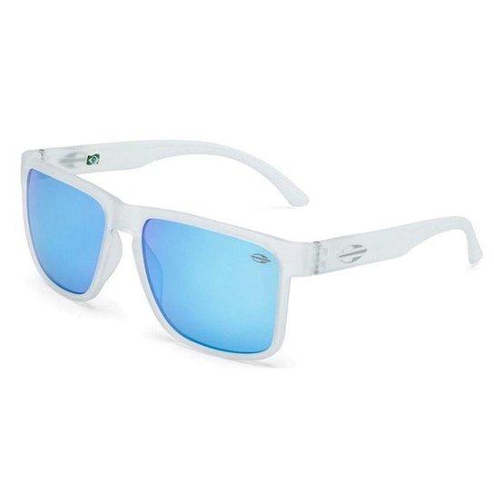 c5434e7d9eddb Óculos Sol Mormaii Monterey M0029d5412 Fume Claro - Branco - Compre ...