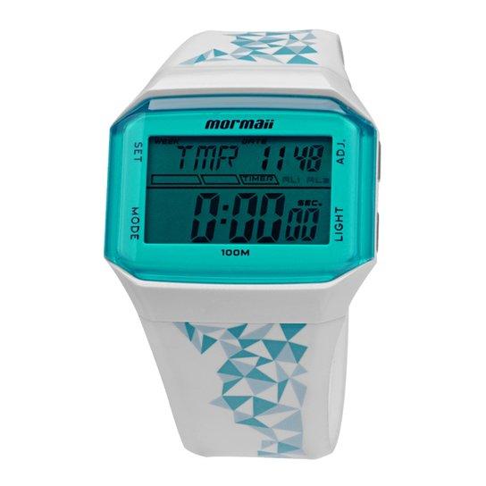 04a15483d07 Relógio Mormaii Masculino - M0945 8Z M0945 8Z - Branco - Compre ...
