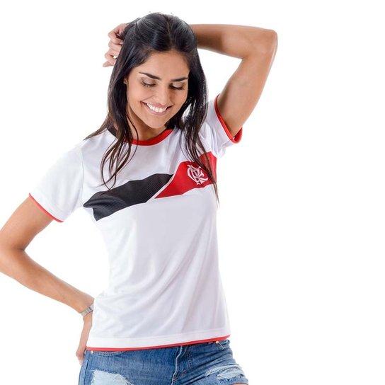 Camisa Feminina Flamengo Fire - Compre Agora  26696d6f6d374