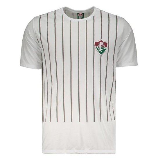 654120cf5c Camisa Fluminense Intus Masculina - Branco - Compre Agora
