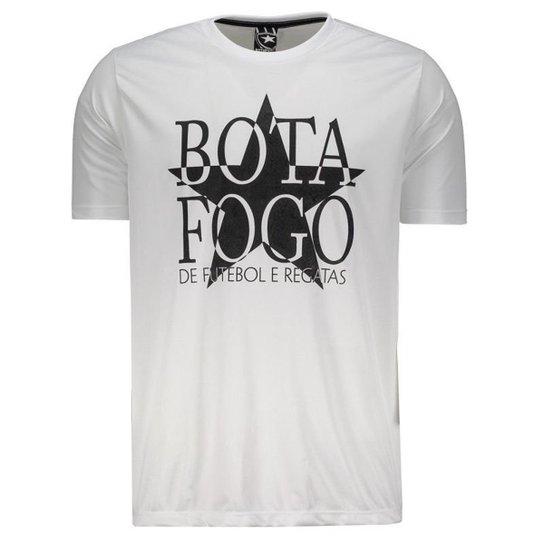 fd06470894 Camisa Botafogo Turn Masculina - Branco - Compre Agora