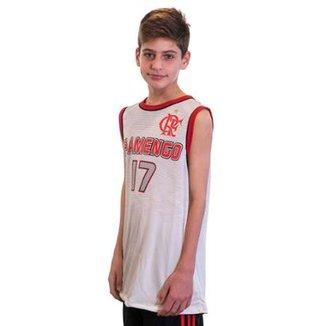 Regata Flamengo Infantil Varejão 089e5361bd5