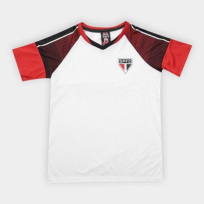 Camiseta São Paulo Infantil Fortune