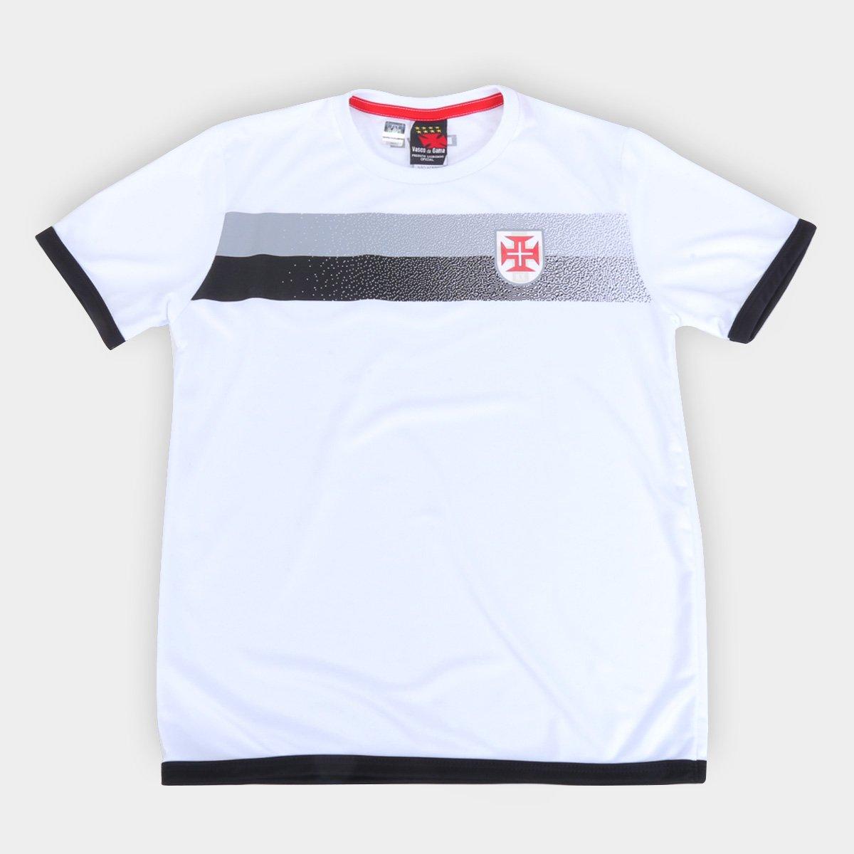 Camisa Infantil Vasco Limb