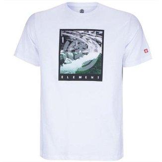 Camiseta Element Flow 58b84099d8b4f