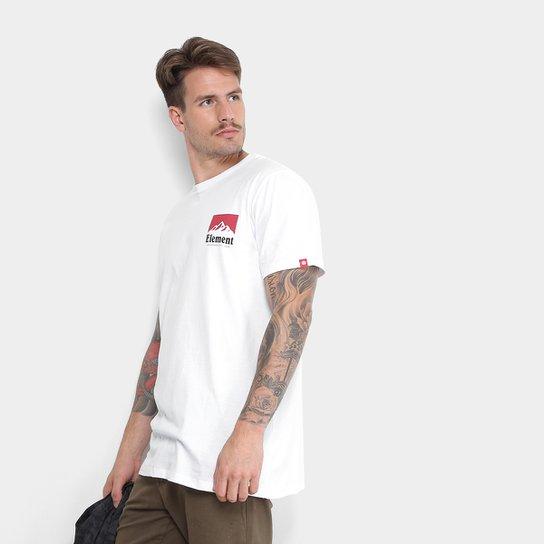 c1fdaefa8c796 Camiseta Element Crest Masculina - Compre Agora