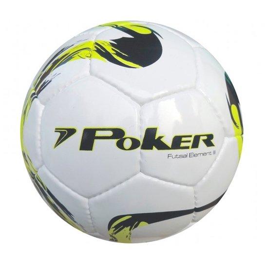 f22a0c750d61a Bola De Futsal Poker Classic Element 3 - Compre Agora
