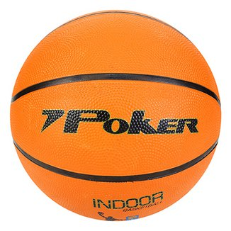 Bola de Basquete Poker Official Indoor