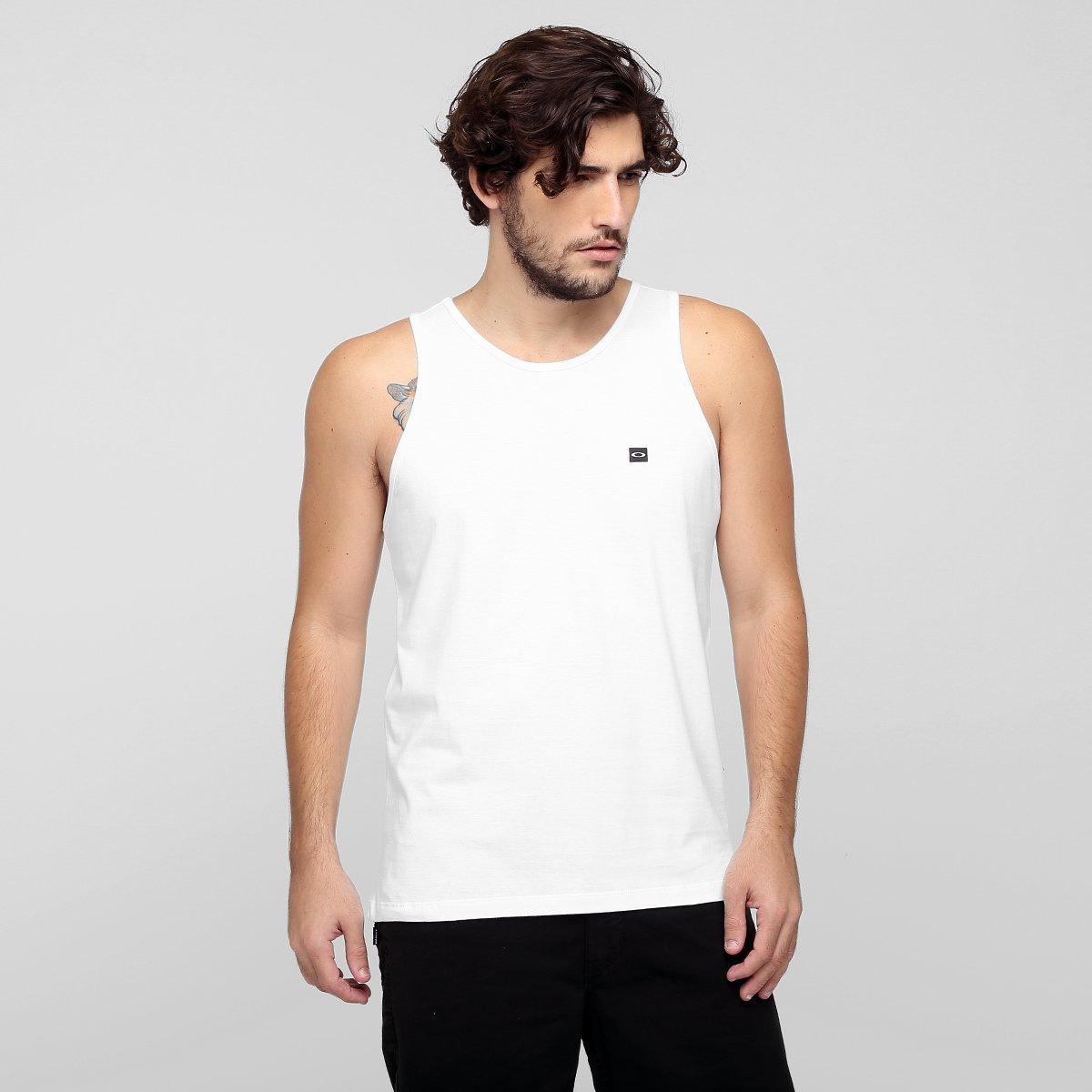 91a1a15cdb 53%OFF Camiseta Regata Oakley Mod Essential Tank