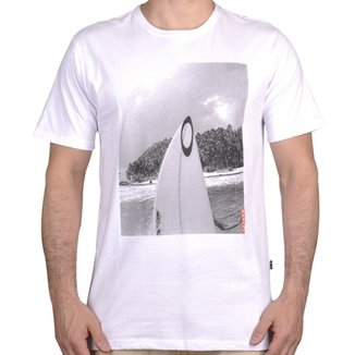 9ad14aeae Camiseta Oakley Enjoying Life - White - P