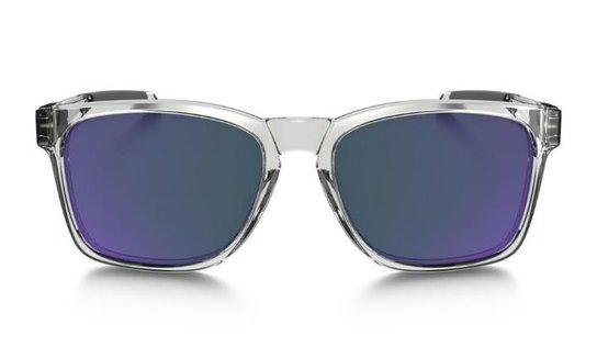 Óculos Oakley Catalyst Polished Clear Violet Iridium - Compre Agora ... 89cdad6c04