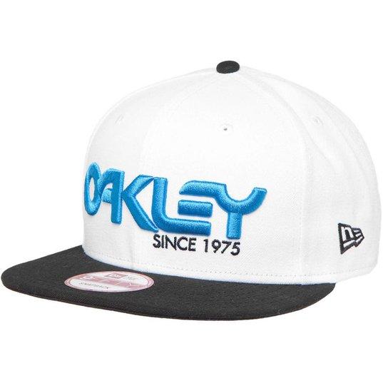 Boné Oakley 75 Factory Pilot Snap-back - Compre Agora  8257489c8d7