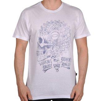 69264f4f76694 Camiseta Oakley Ratchet Skull