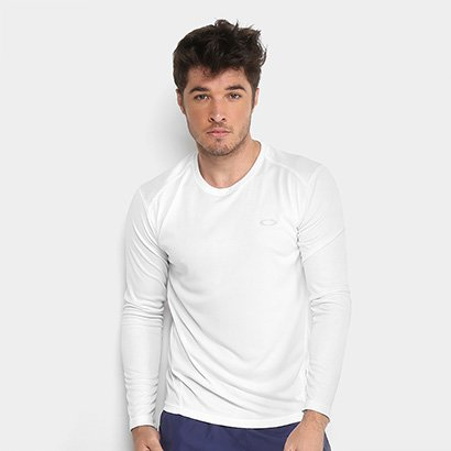 Camiseta Oakley Daily Sport 2.0 Manga Longa Masculina