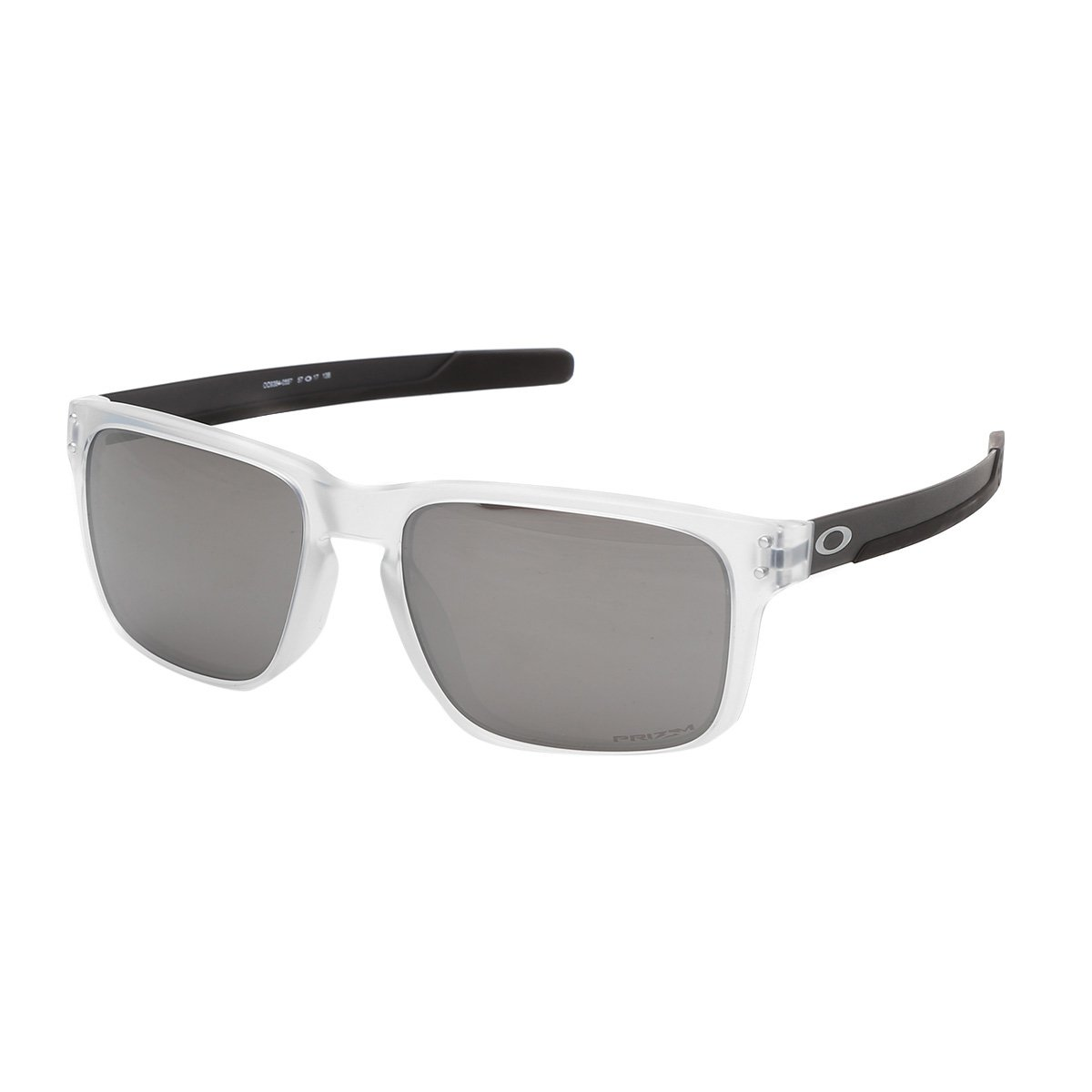 80d6ff547 Óculos Oakley Holbrook Mix Matte Clear Prizm OO9384 Masculino - ...