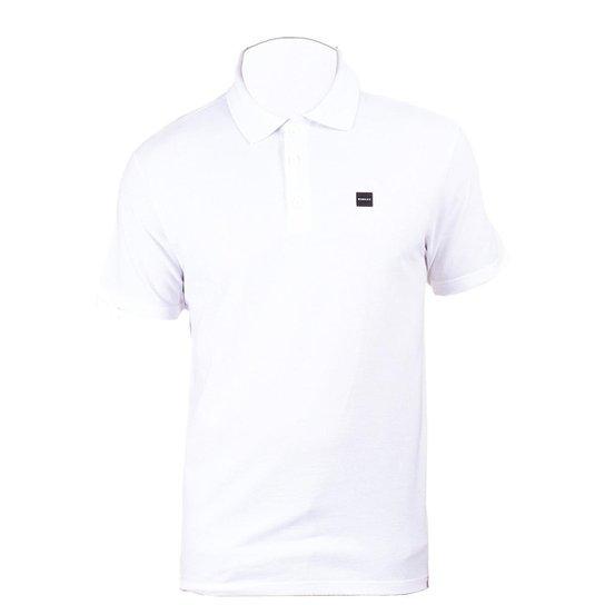 Camisa Polo Oakley Patch 2.0 - Branco - Compre Agora  509c4ceca74