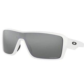 Óculos Oakley Ridgeline Polished White Lente Prizm Black Iridium b94cffc221