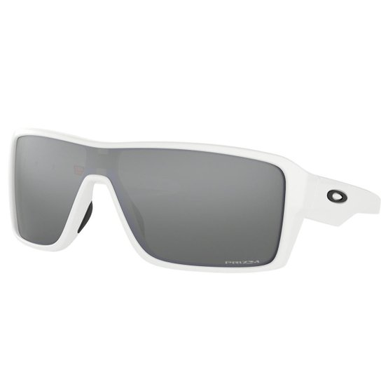 Óculos Oakley Ridgeline Polished White Lente Prizm Black Iridium - Branco 1f37fe17a1