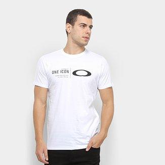 9b8d590fe Camiseta Oakley Neo Street Sign Masculina