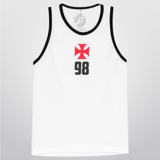 55b6d4b2c2 Camiseta Regata Vasco Cruz de Malta 98 Juvenil - Compre Agora