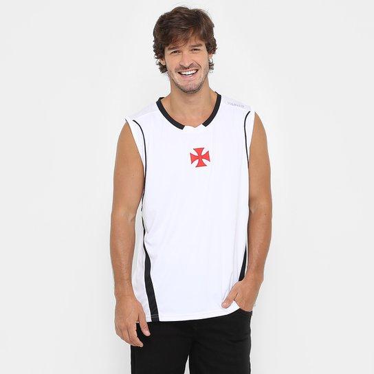 82be313cc5911 Camiseta Regata Machão Vasco Logo Centro | Netshoes