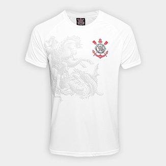 Camisa Corinthians São Jorge Edição Limitada Masculina f519dc6bc76
