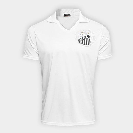 Camisa Santos 2010 s nº Masculina - Branco - Compre Agora  03a7b1af19e