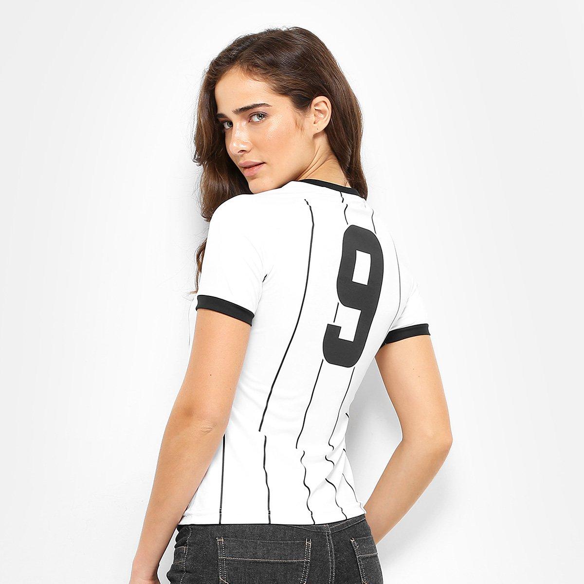 5813bee008 Foto 2 - Camisa Corinthians Fenomenal Edição Especial Feminina