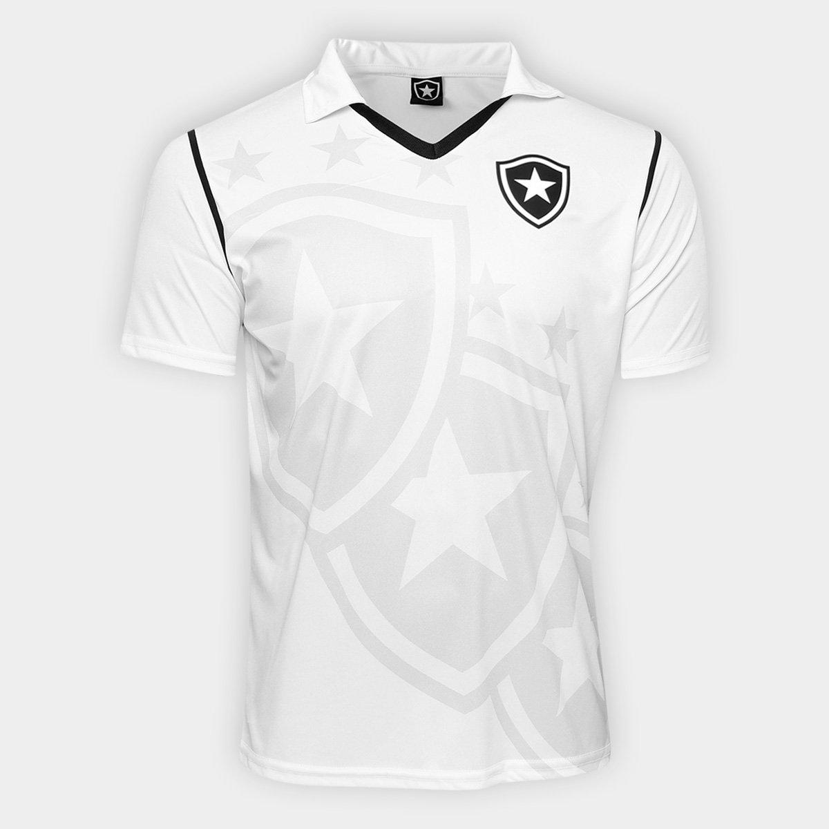 3b3841182f Camisa Botafogo Escudo c  Estrela Masculina