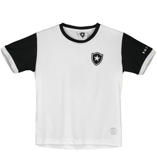 d02dd19906 Kit Botafogo Camisa e Calção Juvenil   Netshoes