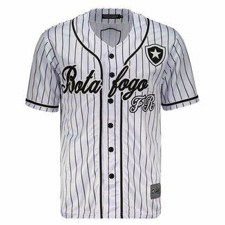 6d8506838 Camisa Baseball Botafogo Masculina