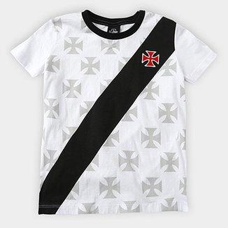 Compre Camisa Vasco da Gama Infantil Online  30f485601e5f1