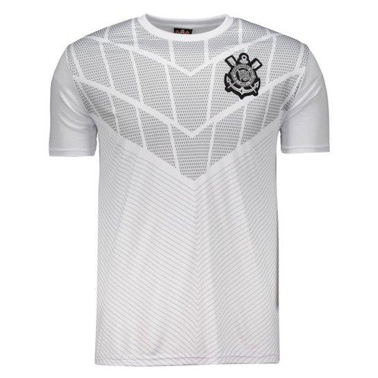 72fd45b3c8 Camisa Corinthians Empire Masculina - Branco - Compre Agora