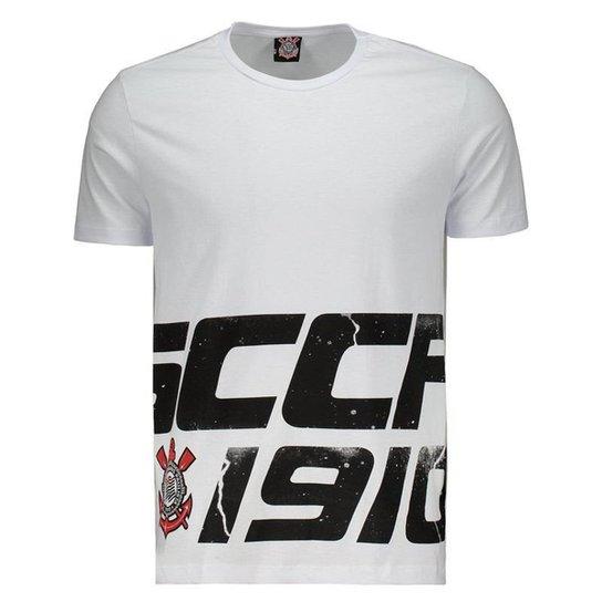 4b703aa2d9 Camiseta Corinthians Speed Masculina - Branco - Compre Agora