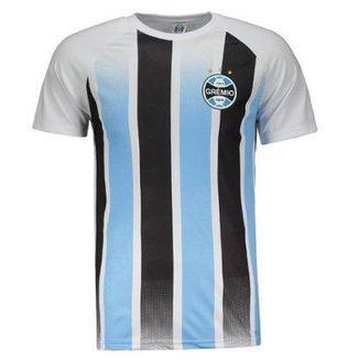 Camisa Grêmio Classic Branca Masculina c4d8a9aa252