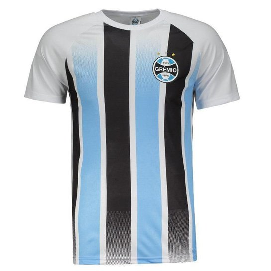5d97dbcea4963 Camisa Grêmio Classic Branca Masculina - Branco - Compre Agora ...